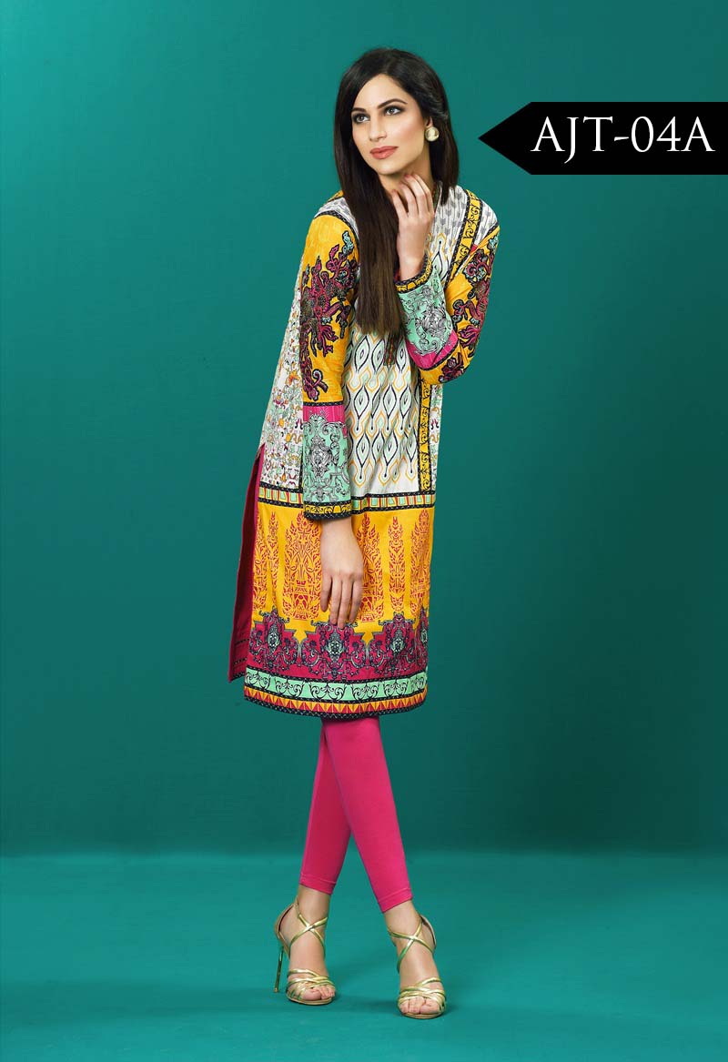 Asim Jofa Tunic Embroidered Kurties Collection 2016-2017..styloplanet (25)