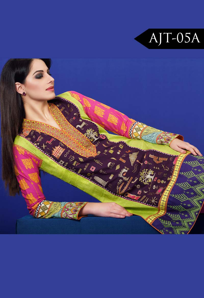 Asim Jofa Tunic Embroidered Kurties Collection 2016-2017..styloplanet (3)