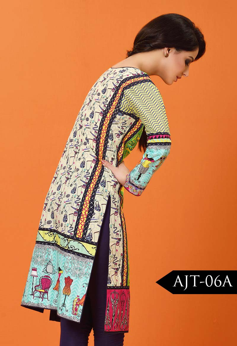 Asim Jofa Tunic Embroidered Kurties Collection 2016-2017..styloplanet (9)