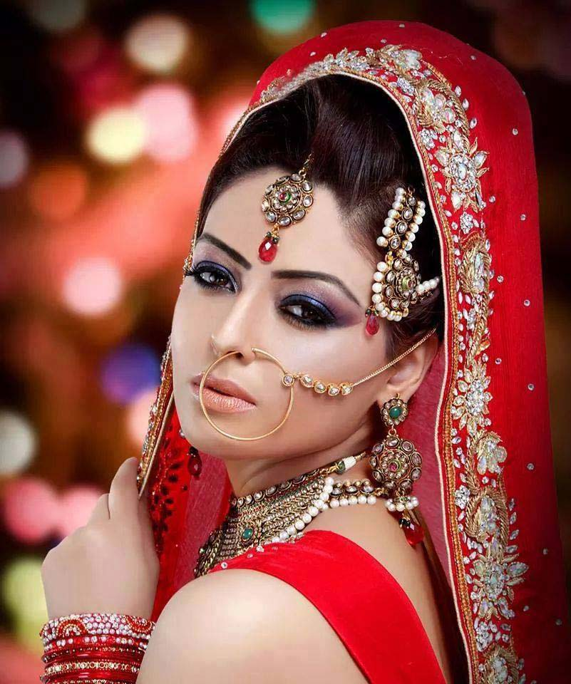 Best Bridal Makeup : Pakistani Bridal Makeup Ideas and Tips-Tutorial Stylo Planet