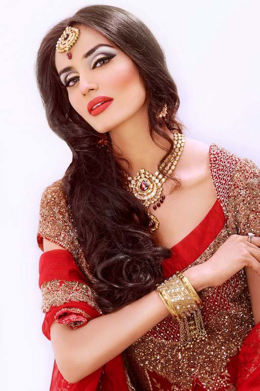 Best Pakistani Bridal Makeup Tips & Ideas For Basic Steps