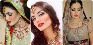 best pakistani bridal dresses collection