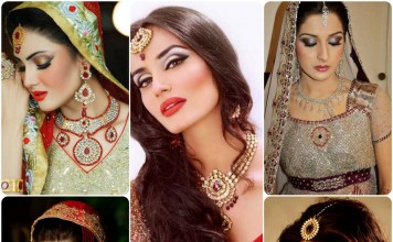 best pakistani bridal dresses collection