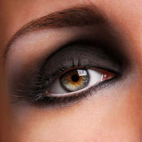 best ways or smokey eye makeup