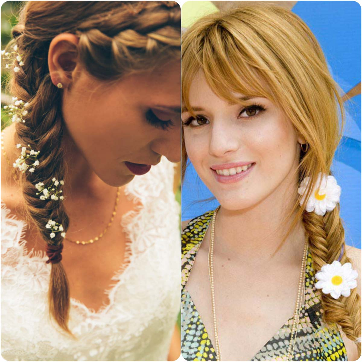 Braid Bands with Side Fishtail...styloplanet.com