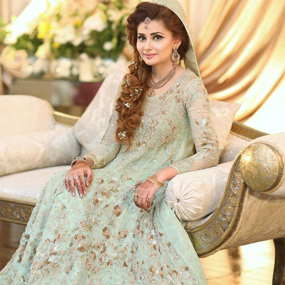 Walima Dress Design Collection For Bride 2016 Stylo Planet