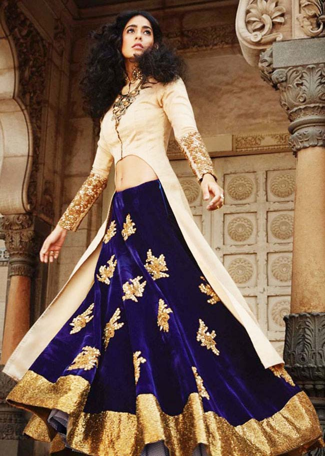 21 latest lehenga designs for indian weddings