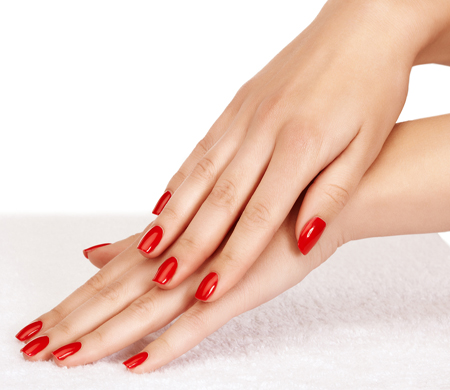 Easy Steps To Do A Prfessional Manicure At Home Easily...styloplanet (1)