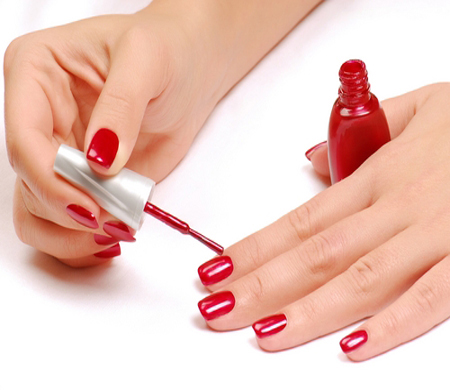 Easy Steps To Do A Prfessional Manicure At Home Easily...styloplanet (10)