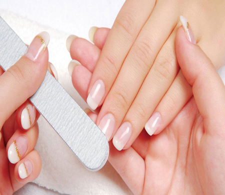 Easy Steps To Do A Prfessional Manicure At Home Easily...styloplanet (4)