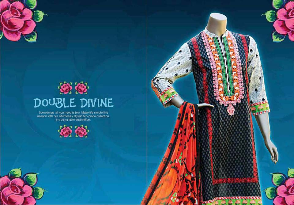 Junaid Jamshed Summer Collection 2016 Vol -1 Complete Catalogue