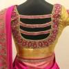 Kundan Work Sarees..styloplanet (2)