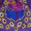 Kundan Work Sarees..styloplanet (8)
