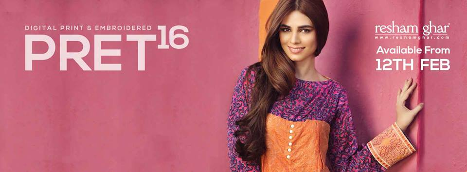 Resham Ghar Cotton Digital Print & Embroidered Shirts Collection 2016-2017..styloplanet (9)