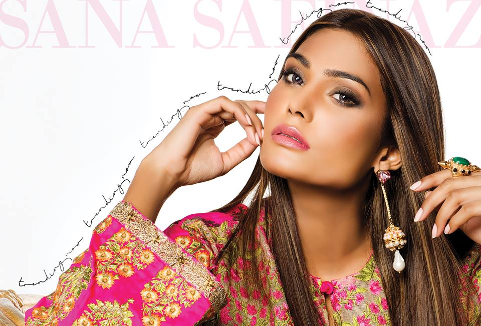 Sana Safinaz Stunning Ready To Wear Collection 2016-2017...;.styloplanet.com