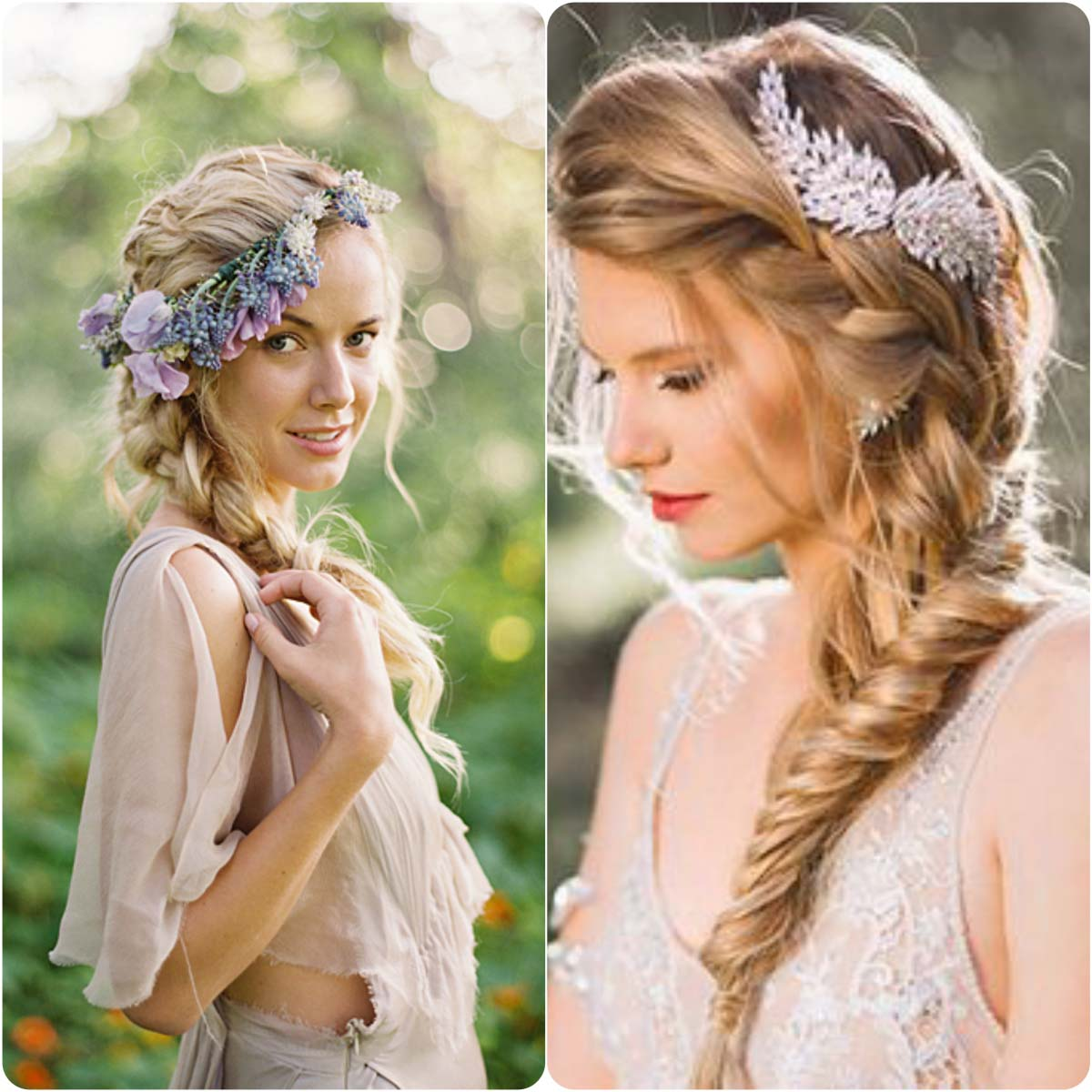 Side Braid With layers...styloplanet.com