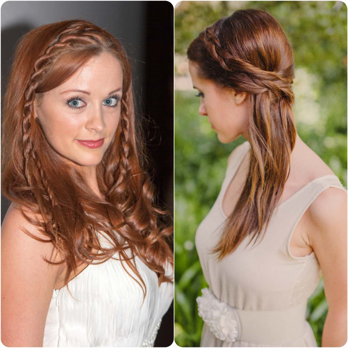 20 simple braided hairstyles