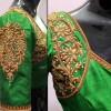 Zardosi Embroidered Sarees…styloplanet (2)