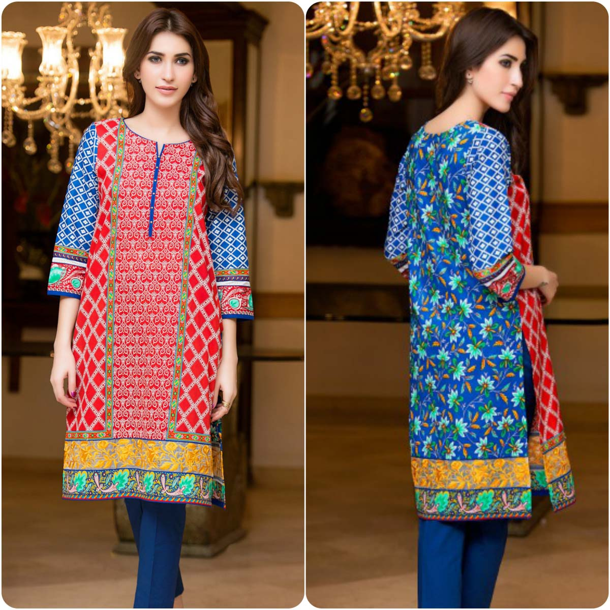 1e7d3db812 Zeen By Cambridge Spring Summer Lawn Dresses Collection 2016-2017…styloplanet  (21)