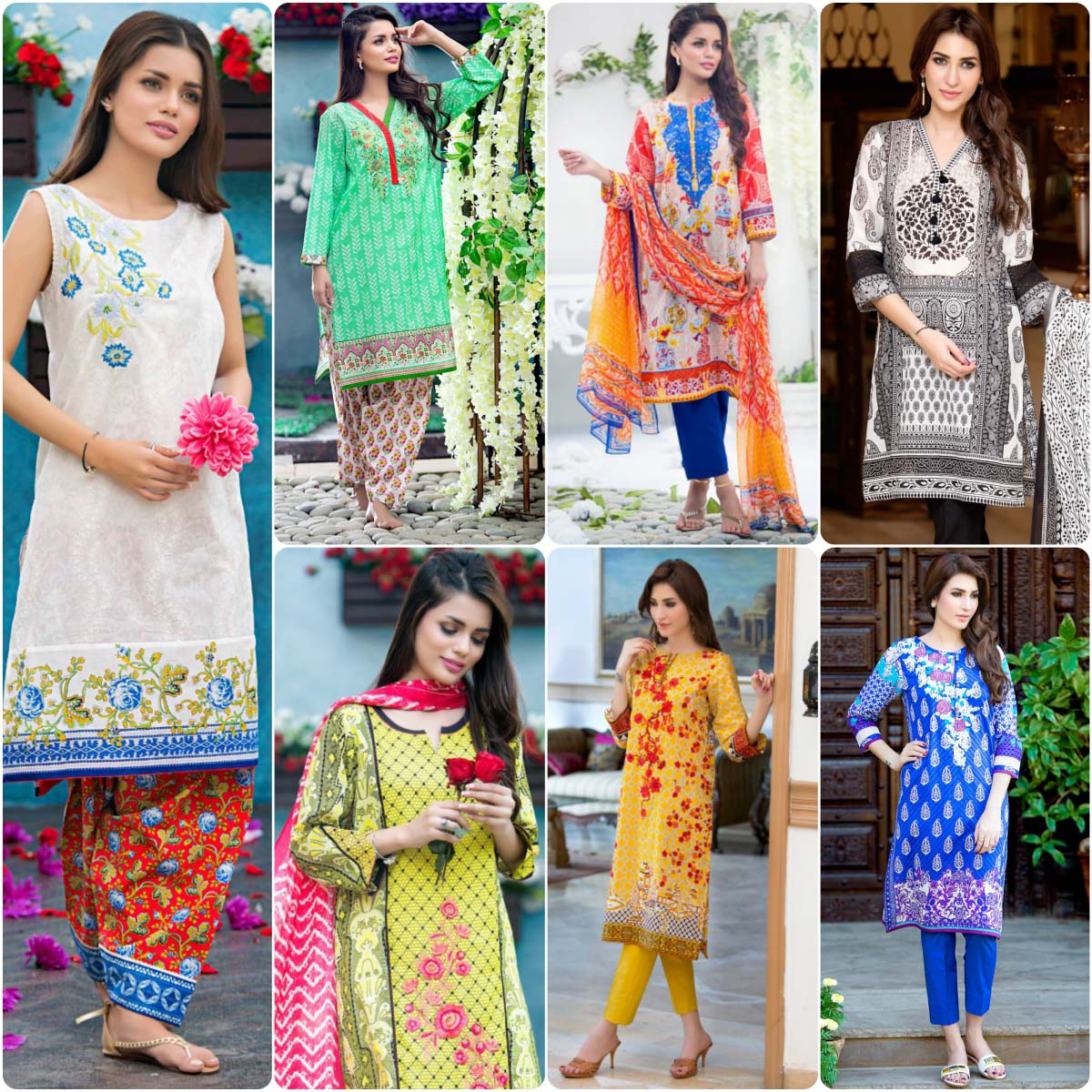 0c8b311b6734 Zeen By Cambridge Spring Summer Lawn Dresses Collection 2016-2017