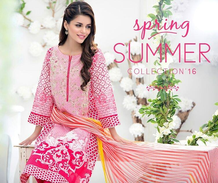 Zeen By Cambridge Spring Summer Lawn Dresses Collection 2016-2017