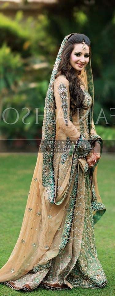 Bridal Engagement Dresses Designs Collection 2016-2017 (18)