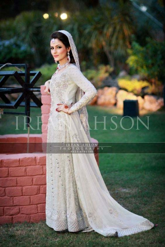 Bridal Engagement Dresses Designs Collection 2016-2017 (20)