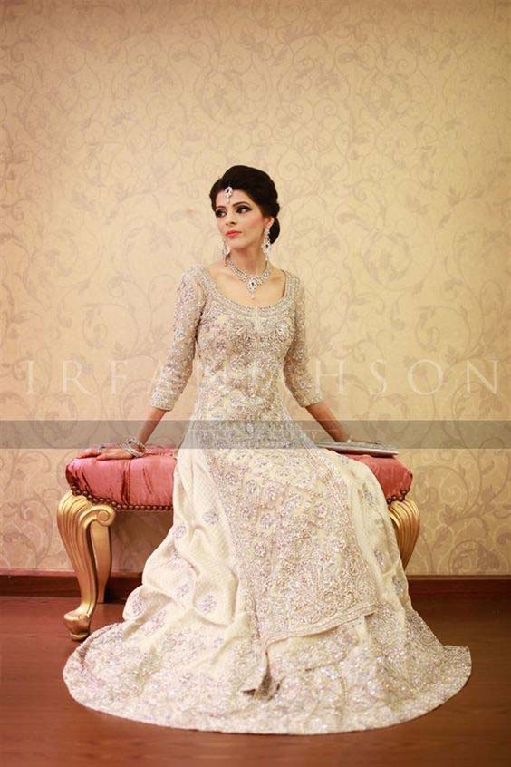 Bridal Engagement Dresses Designs Collection 2016-2017 (26)