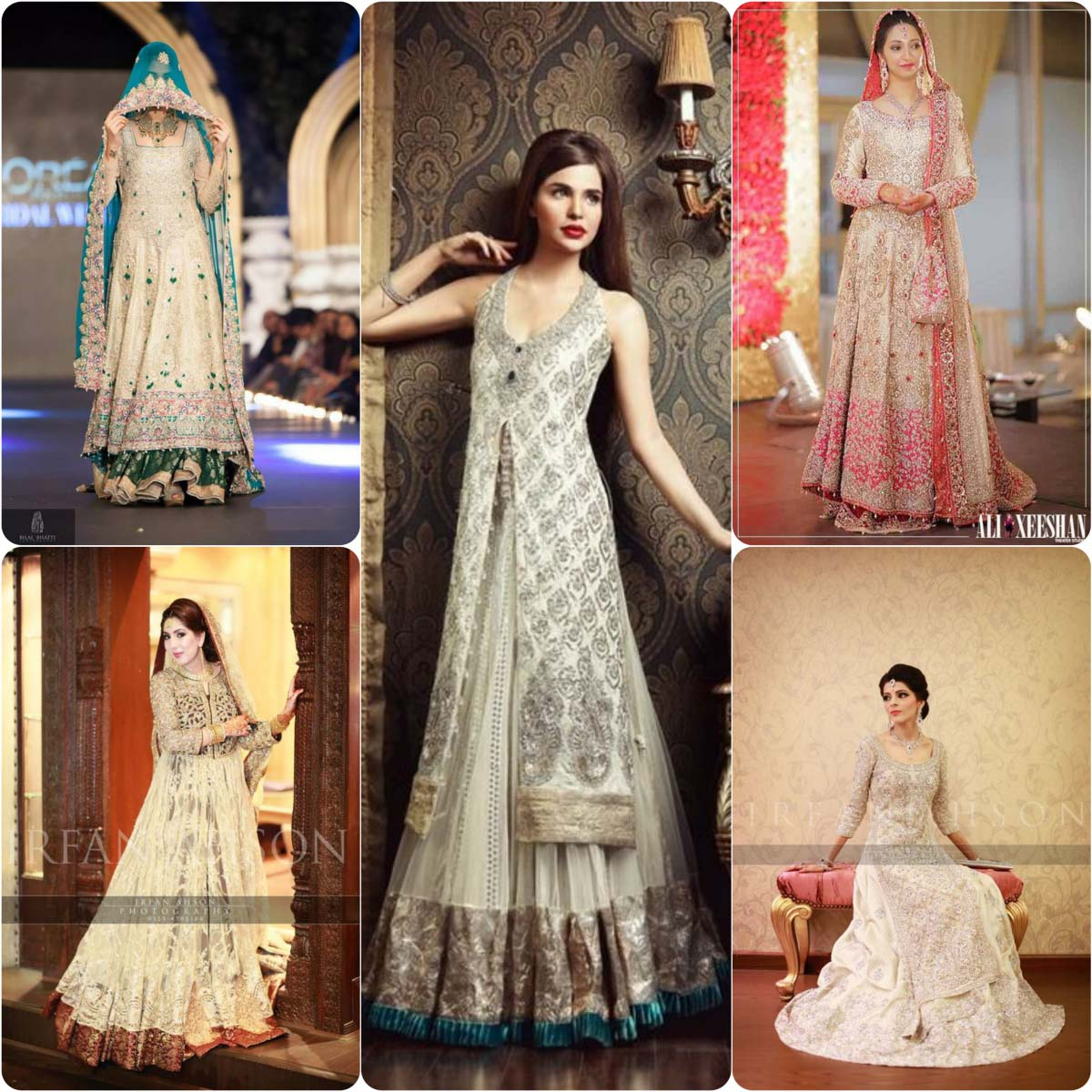 Latest Engagement Dresses Designs Collection