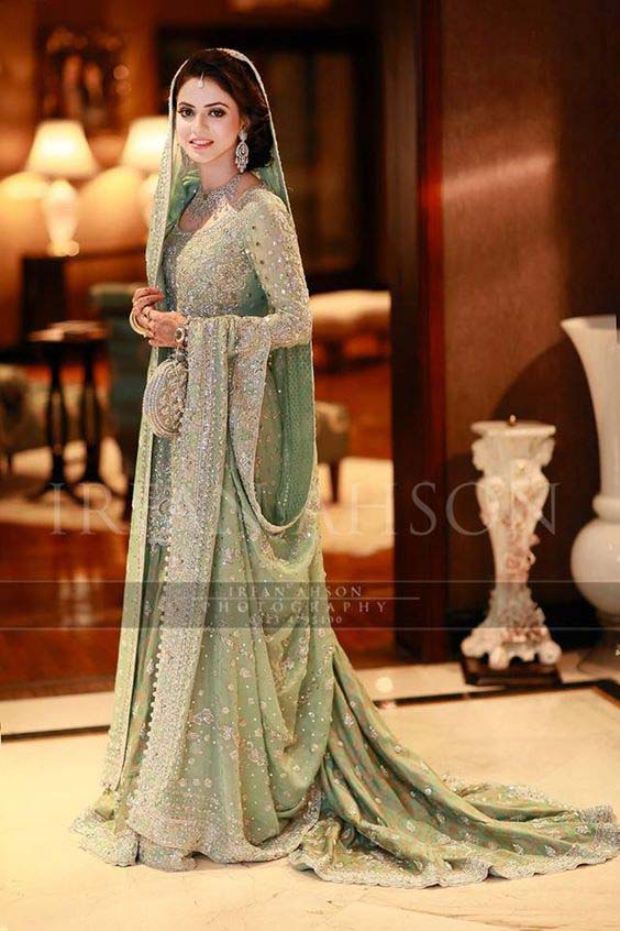 Bridal Engagement Dresses Designs Collection 2016-2017 (3)