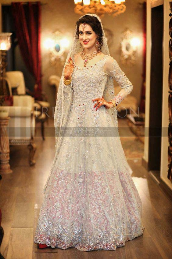 Bridal Engagement Dresses Designs Collection 2016-2017 (32)