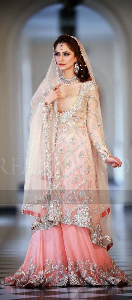 Bridal Engagement Dresses Designs Collection 2016-2017 (6)