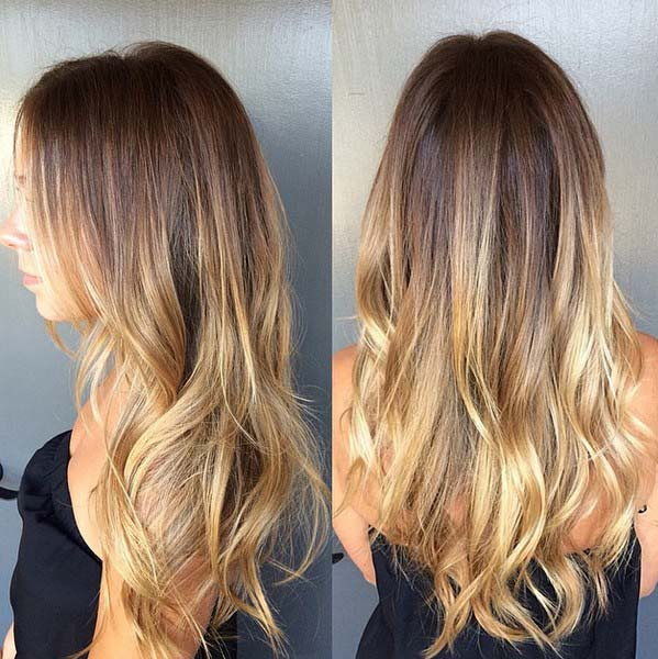summer hair colors trends for women