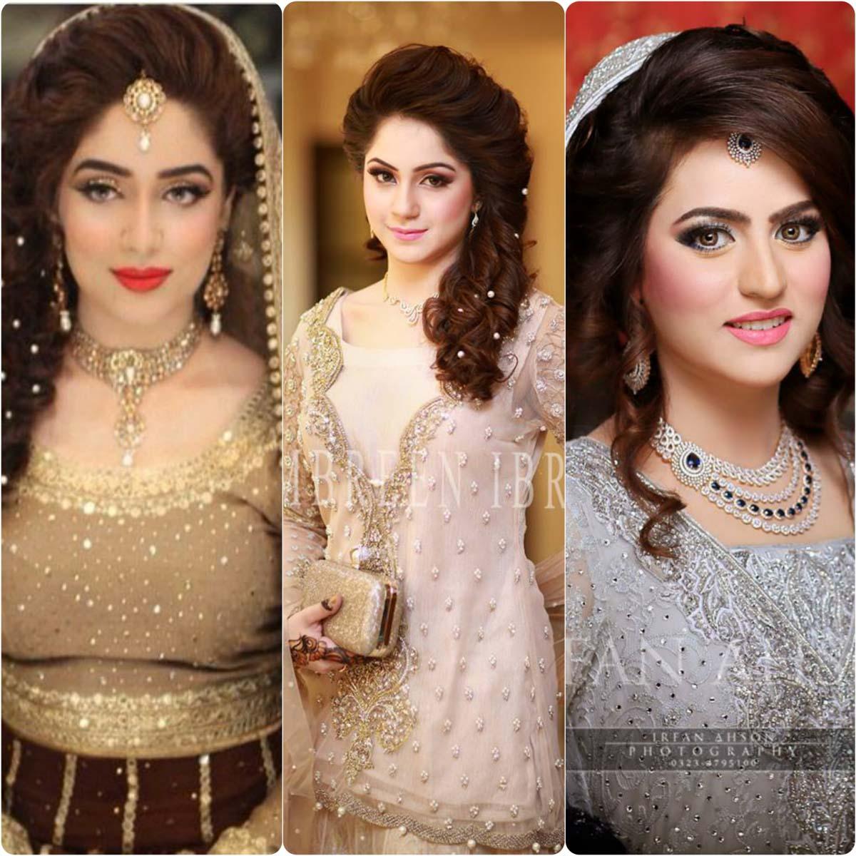Engagement Bridals Dresses Ideas, Makeup Tutorials, Ideas & Complete Look
