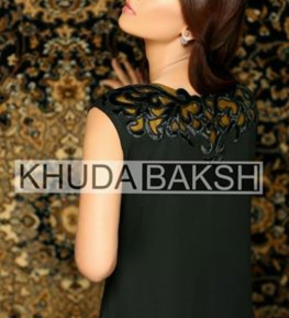 Khuda Baksh Latest Party Wear Collection For Women 2016-2017 (15)