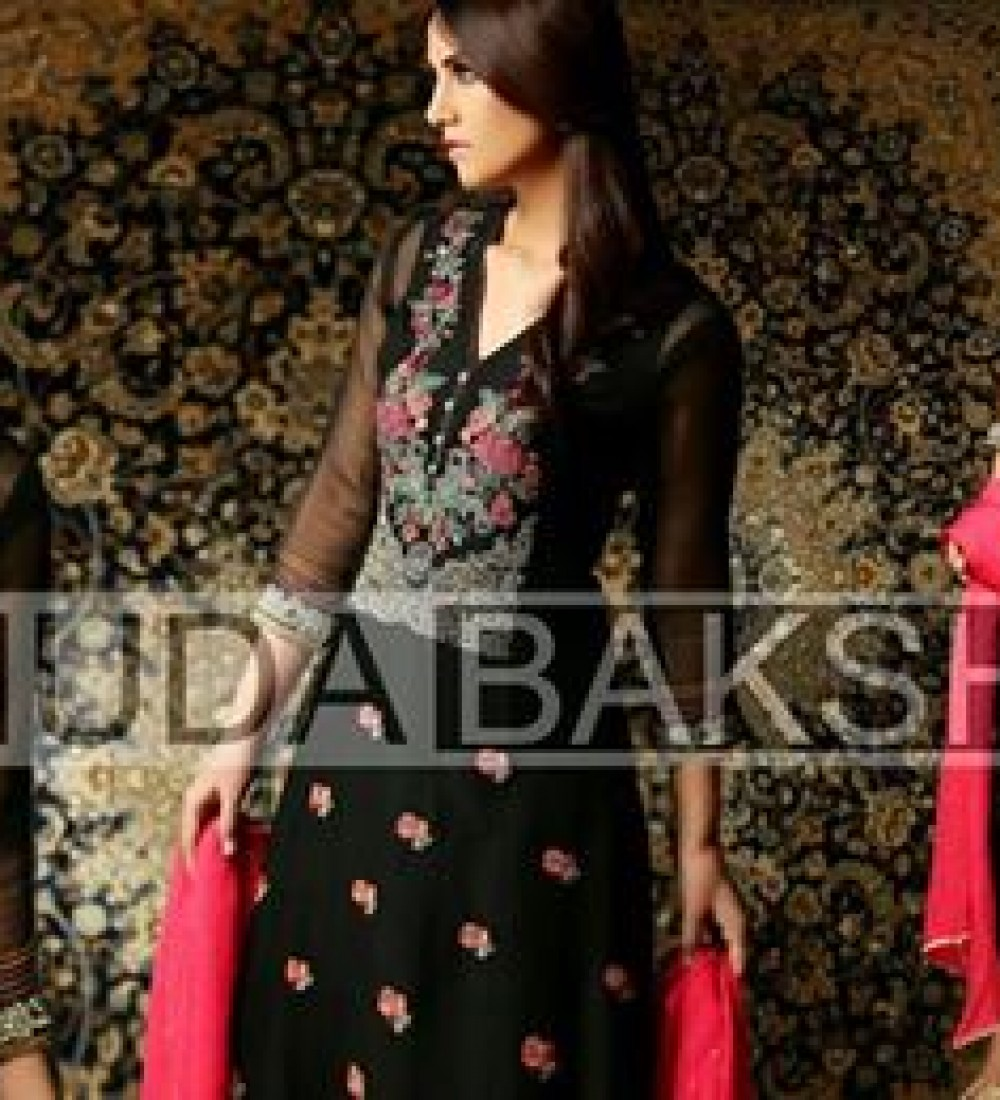 Khuda Baksh Latest Party Wear Collection For Women 2016-2017 (2)