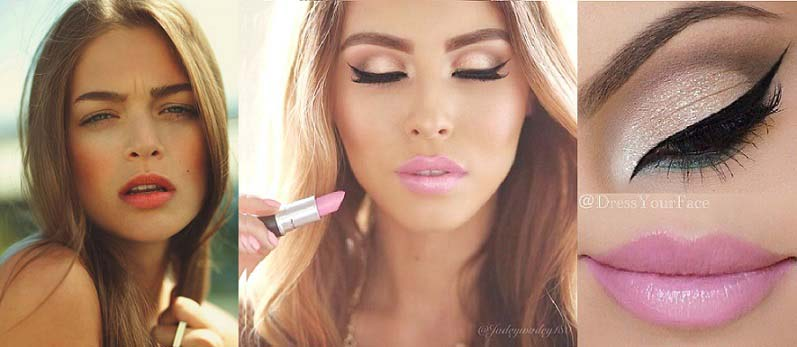 Late SpringSummer Makeup Ideas 2016-2017 For Girls (13)