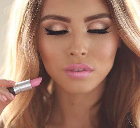 Late SpringSummer Makeup Ideas 2016-2017 For Girls (23)