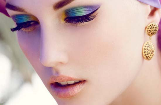 Late SpringSummer Makeup Ideas 2016-2017 For Girls (4)