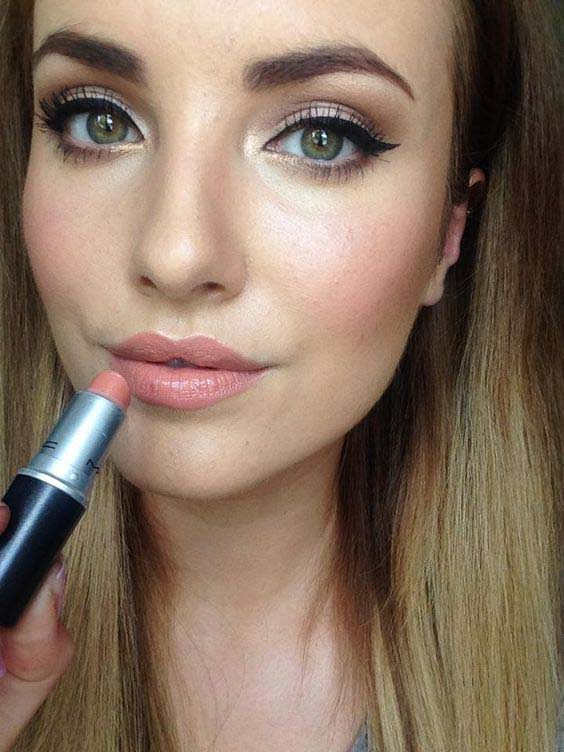 Late SpringSummer Makeup Ideas 2016-2017 For Girls (5)