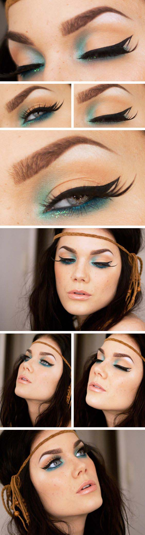 summer makeup looks