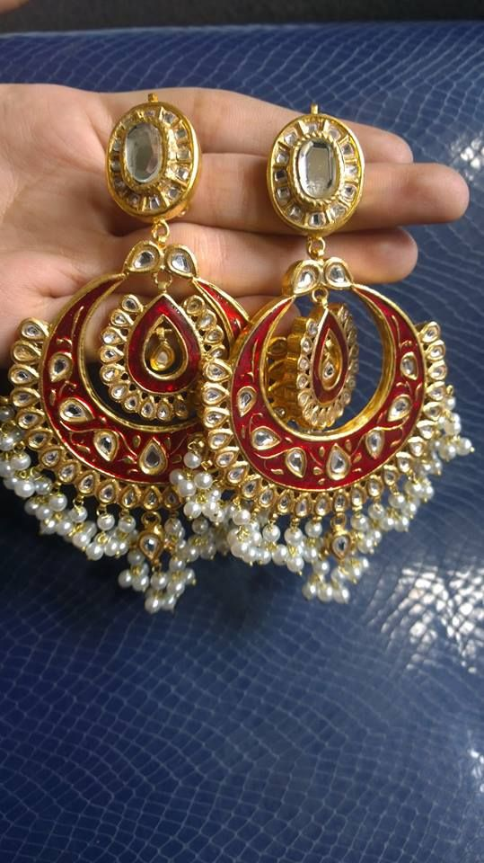 Latest Kundan Jewellery Designs & Trends for Asian Women 2016 (11)