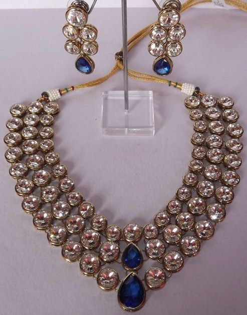 Latest Kundan Jewellery Designs & Trends for Asian Women 2016 (26)