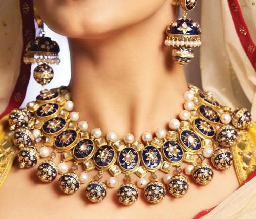 Latest Kundan Jewellery Designs & Trends for Asian Women 2016 (27)
