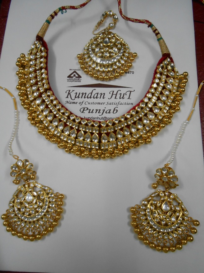 Latest Kundan Jewellery Designs & Trends for Asian Women 2016 (5)
