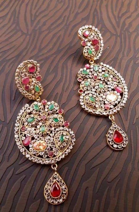 Latest Kundan Jewellery Designs & Trends for Asian Women 2016 (6)