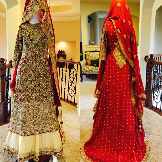Latest Long Tail Wedding Maxis Dresses Collection 2016-2017