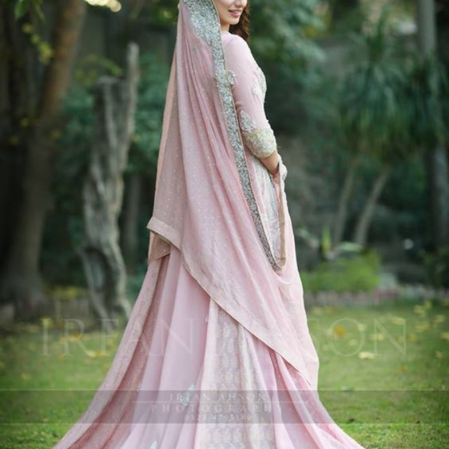 Latest Long Tail Wedding Maxis Dresses Collection 2016-2017 (36)