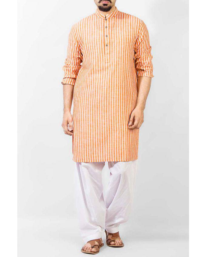 Latest Summer Men Kurta Shalwar Designs Collection 2016-2017 (16)