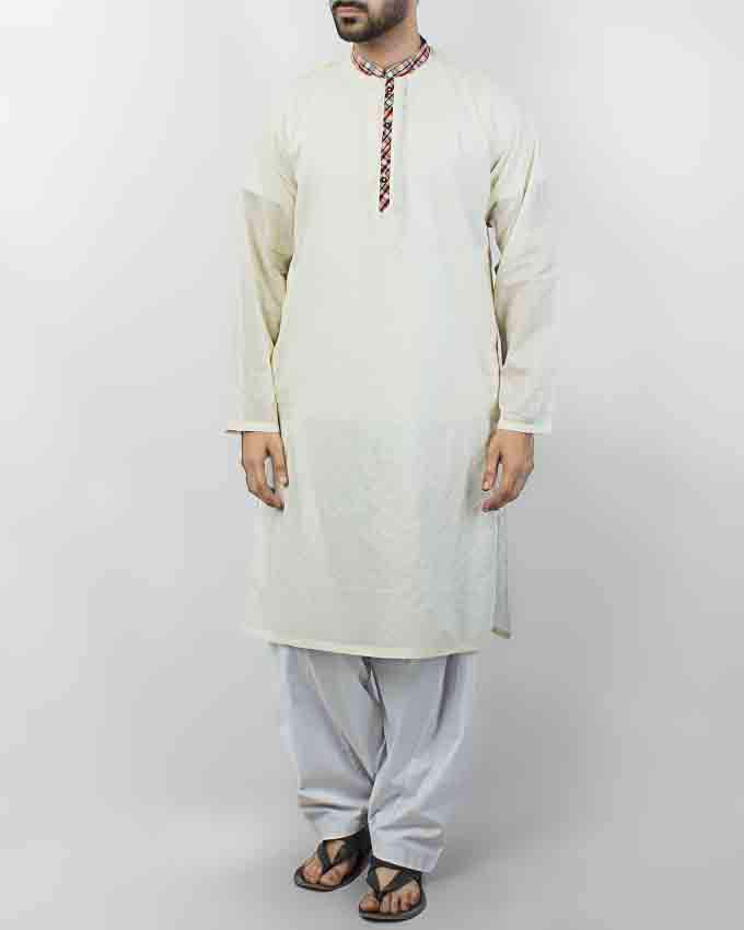Latest Summer Men Kurta Shalwar Designs Collection 2016-2017 (25)
